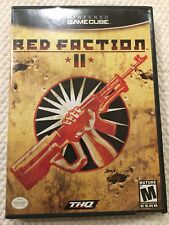 Red Faction Ii ( Nintendo Gamecube ), Game W/Case