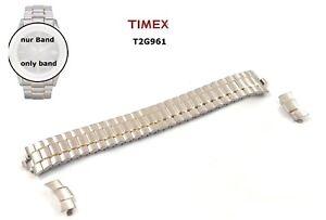 Timex Replacement Band Flex T2G961 Dress Perpetual Calendar 0 1/16in Stretch