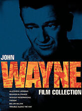John Wayne Film Collection (DVD, 2007, 6-Disc Set) Brand New