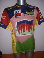 Isostar Marathon Shirt Jersey Top Adult XL Cycling Cycle Bike Mountain Ciclismo
