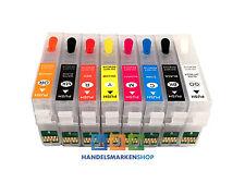 Refill CISS Nachfüllpatronen Fill In für Epson T 3240 - 3249  32 XL kein OEM