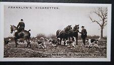 Atherton Foxhounds   Harlaston   Vintage 1920's Photo Card  VGC / EXC