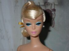 Barbie Repro / Reproduction Platinum Swirl Ponytail New 2010 ~ Free U.S Ship