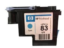 Remanufactured HP 83 C4961A Cyan  UV Printhead For DesignJet 5000 5500