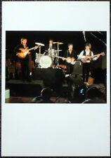 THE BEATLES POSTER PAGE . 1966 FILMING RAIN VIDEO PROMO . 1D