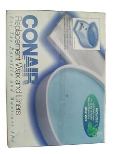 Conair Replacement Wax And Liners for Paraffin & Manicure Spa