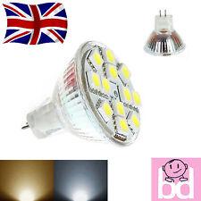 MR11 GU4 12v 2.5W SMD LED Energy Saving Efficient Spot Light Lamp Bulb LOW VOLT