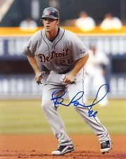 BRANNON  BOESCH   DETROIT  TIGERS   SIGNED  8X10  PHOTO