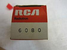 RCA ELECTRON TUBE 6080