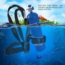 Scuba Diving Tank Bracket Gas Cylinder Holder Oxygen Bottle Backpack Support