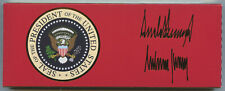 2020 President Donald Trump White House HALLOWEEN Strawberry Twizzlers Candy