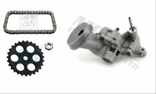BMW E30 M3 320is S14 OIL PUMP CHAIN & SPROCKET KIT NEW 11411286493
