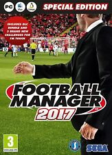 New Football Manager 2017 Limited Special Edition (PC/CD)