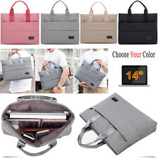 "14"" inch Laptop Hand Case Sleeve Bag For Dell HP Sony Acer Asus Samsung Notebook"