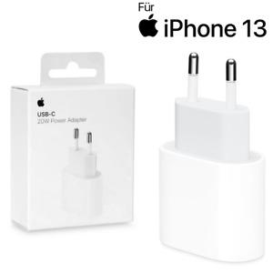 Original Apple iPhone 13 Pro Max Ladegerät 20W USB-C Power Adapter Netzteil
