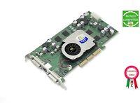 SCHEDA GRAFICA NVIDIA QUADRO  < AGP > 12Mb _ FX1000 _ DDR2 _ DUAL-DVI