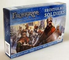 Frostgrave Soldiers (20) Multi-Part 28mm Scale Miniatures FGVP01