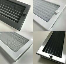 Luftungsgitter Stahl Kalt Warm Luftgitter mit/ohne Regulierbar Lamellen 170x300
