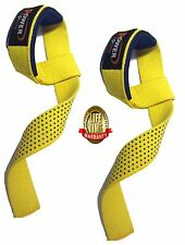 STEALTH Non Slip Weight Lifting Straps Heavy Duty Crossfit,Gym Fitness Bar Glove