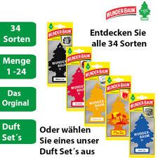 Wunderbaum® - 34 Sorten - Menge 1 -24 -Wunder Baum-  Little Trees®  - Duft Baum