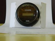Digital Hour Gauge - Hourmeter Marine