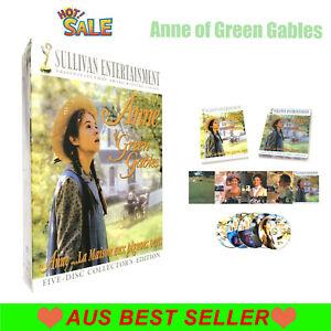 Anne of Green Gables DVD-Box-Set 5-Disc Brand New