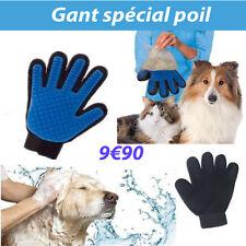 Nouvelle brosse Gant pour poils de chiens et chats toilettage animaux