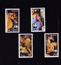 Malta 2002 - MNH - Vissen/Fish/Fische (WWF / WNF)