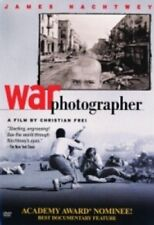 WAR PHOTOGRAPHER A Film by Christian Frei DVD NEW