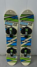 Airhead Snow Ryder Wooden Beginner junior Snowboard 110 CM  (42'' long'') 2pk