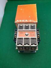 ASEA EG65-1 Contactor 110 voltios bobina 88 Kw 75 Amp