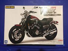Aoshima 1/12 Naked Bike Series Yamaha VMAX 2004 Model kit