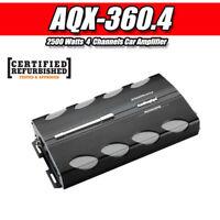 Audiopipe 2500 Watts 4 Channels Car Amplifier ( AQX-360.4 ) RF