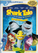 SHARK TALE (WIDESCREEN EDITION) (WHITE CLOUD COVER) (BILINGUAL) (DVD)