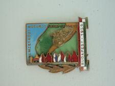 HUNGARY 1936 MOTOR SPORT BADGE. MEDAL. MISSING REVERSE PIN. RARE!!