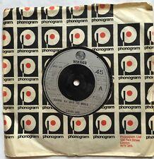 """Status Quo - Rockin' All Over The World - Vertigo Records 7""""  Single 6059 184 EX"""
