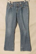 D9862 Abercrombie & Fitch Cool Jeans Women's 30x30