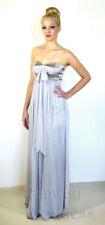 Strapless Long 100% Silk Dresses for Women