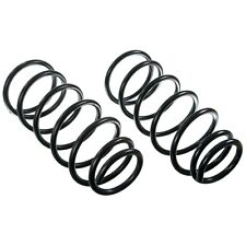 Rear Constant Rate Coil Spring Set Moog # 81081 For Toyota FJ Cruiser 4WD 07-10