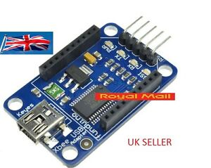 BTBee/Bluetooth Bee USB  Serial port Adapter FT232RL Compatible Xbee Arduino B91