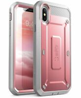 For iPhone X /XS SUPCASE UB Pro Rugged Shockproof Case Holster Cover with Screen