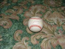 GAYLORD PERRY SIGNED RAWLINGS BASEBALL AUTOGRAPH