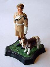 est Yorkshire chien Corporal Saint-Bernard non peint 54mm SOLDAT DE JOUET