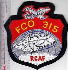 Canada Royal Canadian Air Force RCAF Fighter Control Operator 315 CFB Clinton