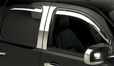 Side Window Vent-WT, Crew Cab Pickup Putco 480056