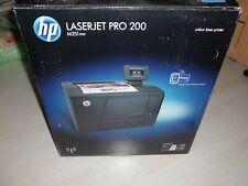HP Color  Laserjet Pro 200 Color M251nw neu Lesen