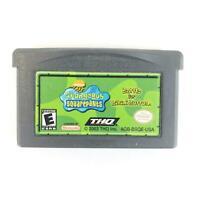 SpongeBob SquarePants: Battle for Bikini Bottom (Nintendo Game Boy Advance 2003)