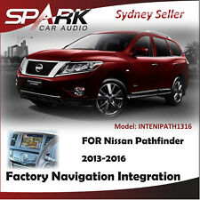 FACTORY NAVIGATION GPS INTEGRATION TOUCH SCREEN FOR NISSAN PATHFINDER 2013-2016