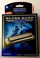 Nueva En Caja Hohner Blues Harp' ' Master serie armónica C principales diatónico ⭐ ⭐ ⭐ ⭐ ⭐