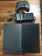 Microsoft Xbox One 1TB Model 1540 Console + controller (Black)